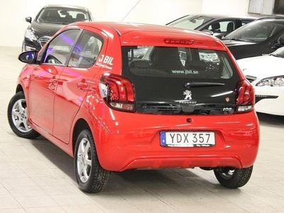 begagnad Peugeot 108 Active 1,0 PureTech 5D - VISNINGSEX