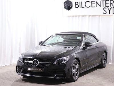 begagnad Mercedes C200 Cabriolet - AMG LINE
