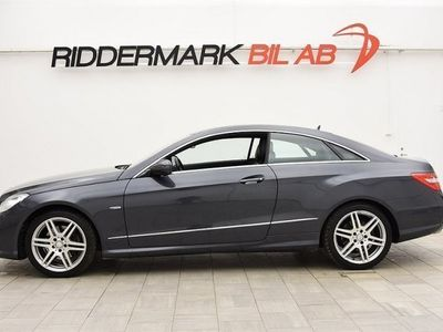begagnad Mercedes E250 3dr 204hk AUT / SKINN / AMG
