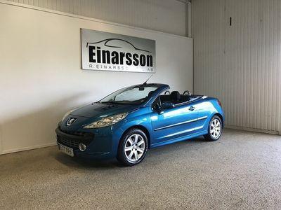 begagnad Peugeot 207 CC 1.6 Sport 120hk