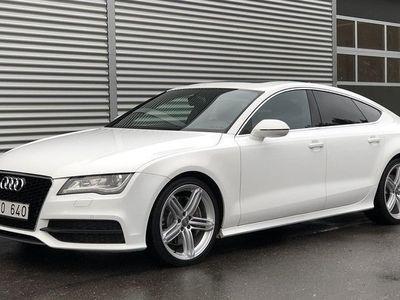 gebraucht Audi A7 S-Line Sportsback 3.0 TDI V6 Quattro / TipTronic