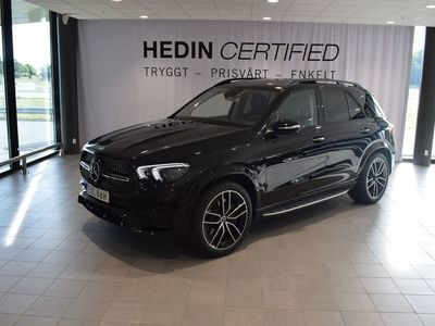 begagnad Mercedes GLE450 AMG - Benz4MATIC Suv / / AMG - paket / / E - body Control