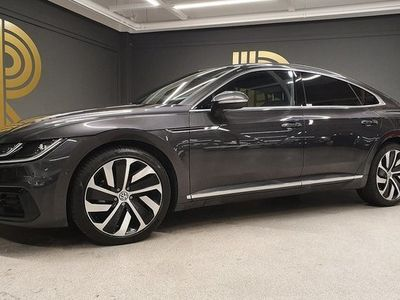 begagnad VW Arteon 2.0TDI 4M DSG Sport Executive, Full R-Line 2020, Sedan 368 900 kr