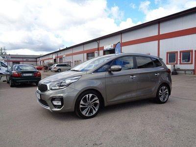 begagnad Kia Carens 1.7 VGT DCT GLS Aut 7-sits Euro 6