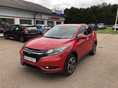 begagnad Honda HR-V 1,5 Executive AUT 5800 mil 1 ägare Dragkrok
