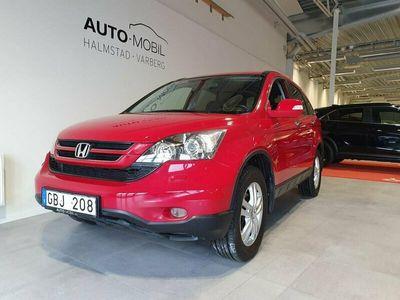 begagnad Honda CR-V 2.2 i-DTEC 4WD 150hk