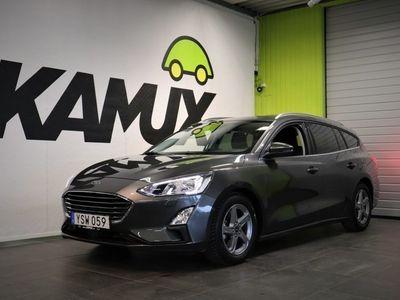 begagnad Ford Focus Kombi 1.0 EcoBoost Automatisk, 125hk, 2019