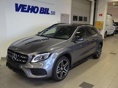 begagnad Mercedes GLA250 4Matic, AMG Sky, Advantagepkt, Night Package