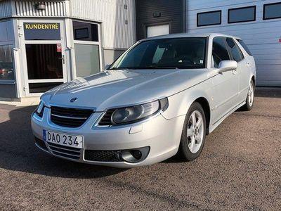 begagnad Saab 9-5 -RESERVERAD-