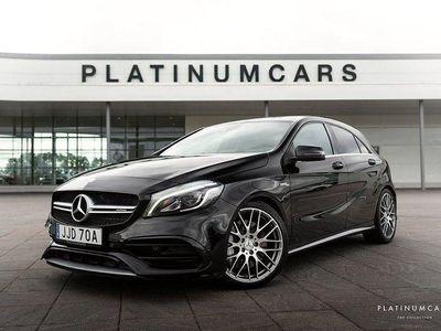 begagnad Mercedes A45 AMG 4M Exclusive / Sportav