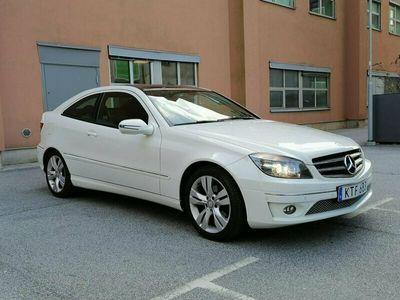 begagnad Mercedes CLC180 203 CLKOMPRESSOR
