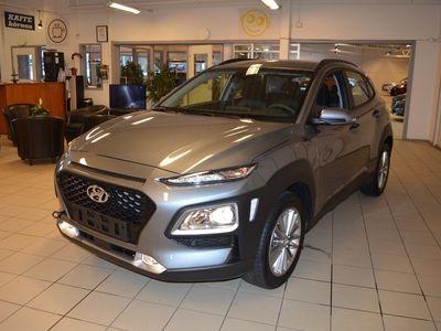 brugt Hyundai Kona 1.0 T-GDi 2WD M6 Trend/120Hk