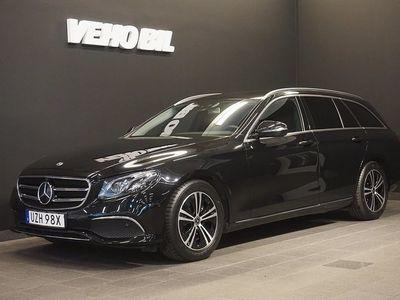 begagnad Mercedes E220 Avantgarde Aut Backkamer