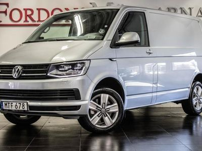 begagnad VW Transporter 2.0 TDI 4MOTION AUT NAVI DRAG FRI HEMLEVERANS