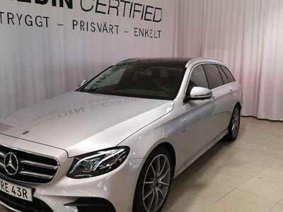 begagnad Mercedes E200 Fleet edition/AMG-Line Sport Style Edition/Drag/Panoramatak/Värmare