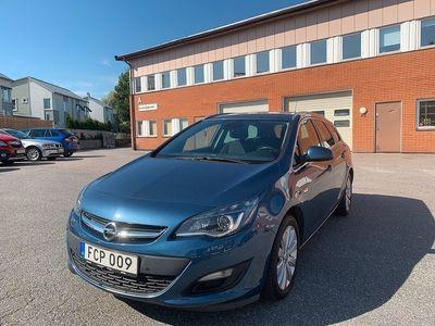 begagnad Opel Astra Sports Tourer 1.4 Turbo 140hk Euro 6