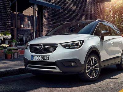begagnad Opel Crossland X Dynamic 110 Automat