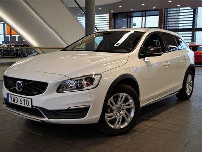 begagnad Volvo V60 CC D4 AWD Classic Plus (SELEKT)