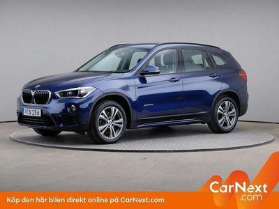 begagnad BMW X1 xDrive20d Aut Sport Line Drag