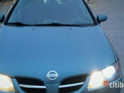 begagnad Nissan Almera