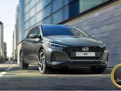 begagnad Hyundai i20 1.0T ESSENTIAL 1ÅRS JUBILEUM VINTERHJUL 1.95% RÄNTA