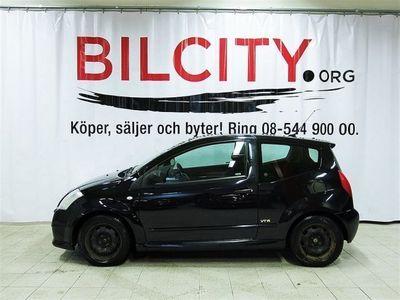 begagnad Citroën C2 1,4 VTR (74HK) | AC | Svensksåld