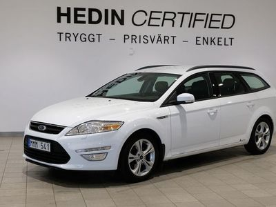 begagnad Ford Mondeo 1.6 TDCi Manuell, 115hk, 2014
