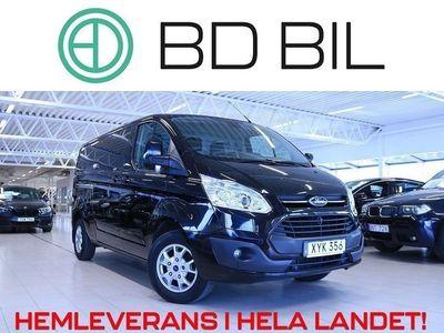 begagnad Ford 300 Transit CustomL2 3-SITS 2013, Transportbil 94 900 kr