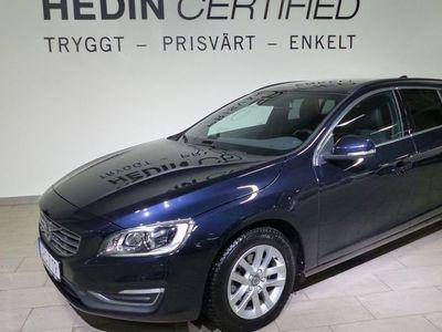 begagnad Volvo V60 D4 Momentum