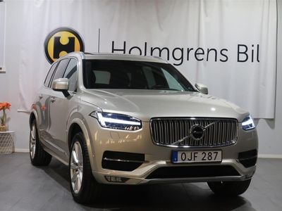 begagnad Volvo XC90 D5 AWD (235hk) Inscription Panorama 7 Sits