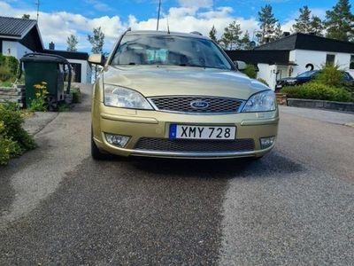 begagnad Ford Mondeo Kombi 2.2 TDCi Manuell