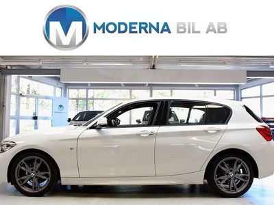 begagnad BMW 118 I M-SPORT PDC KEYLESS BT EU6 136HK