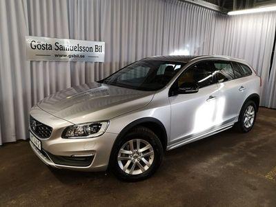 begagnad Volvo V60 CC D4 Classic Plus
