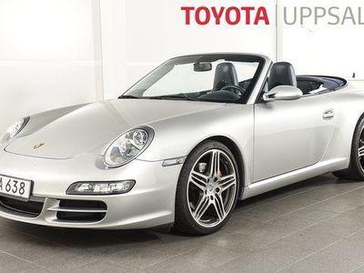 begagnad Porsche 911 Carrera Cabriolet 911 S 2006, Cab 449 900 kr