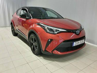 begagnad Toyota C-HR 2.0 Elhybrid Launch Edition 184hk