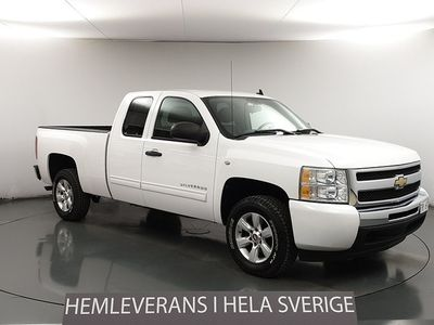 begagnad Chevrolet Silverado 1500 Saknas