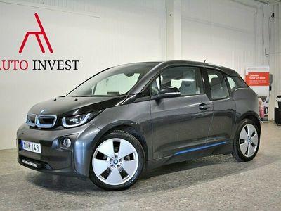 begagnad BMW i3 60 Ah REX Automat C-Advanced EU6 170hk Taklucka