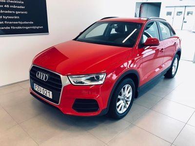 gebraucht Audi Q3 2,0 TDI 150 HK