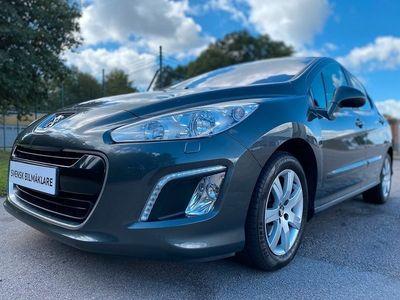 begagnad Peugeot 308 HDi 114hk 5dr Glastak Lågmil 1Ägare