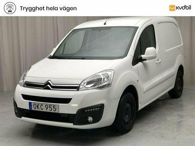 begagnad Citroën Berlingo Van 1.6 BlueHDi Skåp (100hk)