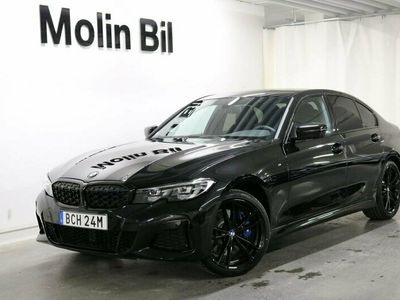 begagnad BMW M340 i xDrive Sedan MHEV / Live Cockpit pro / 1.95% ränta