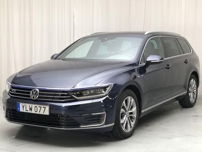 brugt VW Passat 1.4 Plug-in-Hybrid Sportscombi (218hk)