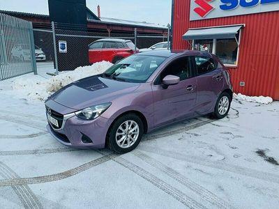 begagnad Mazda 2 5-dörrar 1.5 SKYACTIV-G 90hk