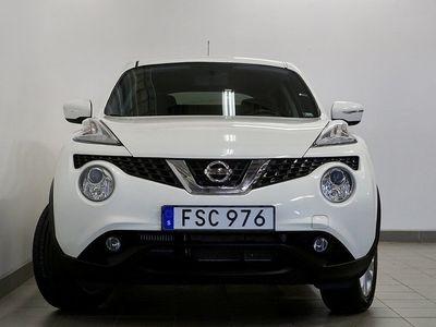 begagnad Nissan Juke 1.2 DIG-T M+K Drag V-Hjul