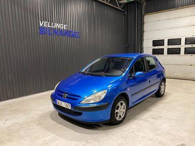 begagnad Peugeot 307 1.6/XT/109HK