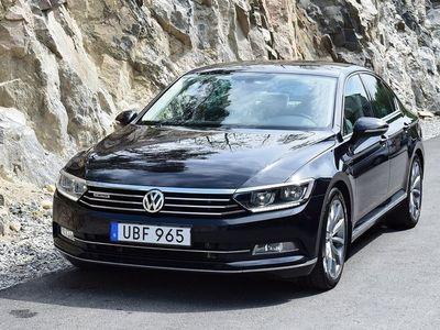 brugt VW Passat 2.0TDI 4Motion Euro 6 190hk D-Varmare