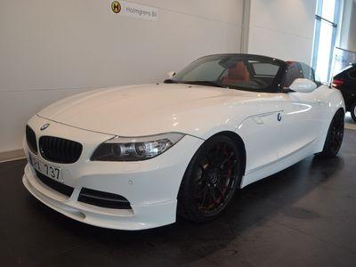 begagnad BMW Z4 30i Roadster Hamann 4480 mil (258hk)