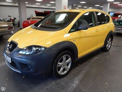begagnad Seat Altea Freetrack 2.0 TDI 4WD 170hk