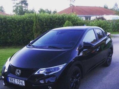 used Honda Civic 1,6 i-DTEC Sport 5d -15