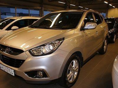 begagnad Hyundai ix35 1,7 CRDi 115 Hk